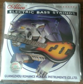 Струны для басгитары