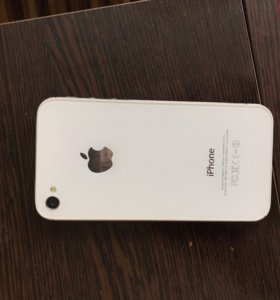 iPhone 4s white 16 gb