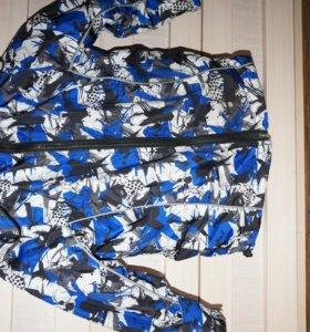 Куртка-ветровка, р-р 116