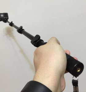 Монопод для GoPro, смартфона, зеркалки
