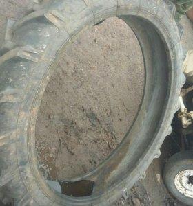 Заднее колесо от трактора Т-25
