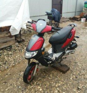 скутер продам