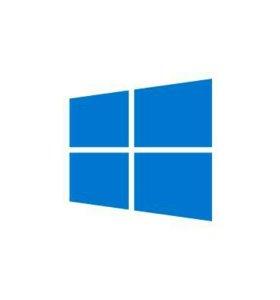 Перестановка операционной системы windows, и тд..
