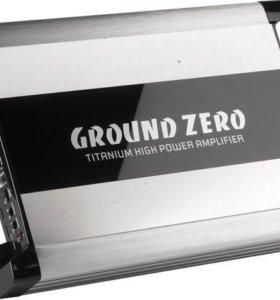 Усилитель ground zero GZTA 1.800dx
