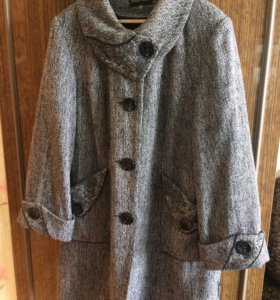 Пальто размер 54