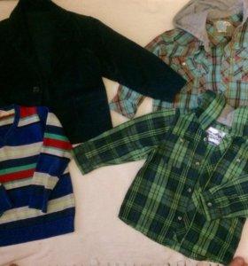 Одежда на возраст 3-4 года