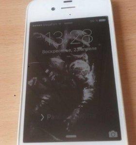 Срочно!-iPhone 4S свой