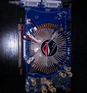 Видеокарта asus nvidia GeForce GTS 8600