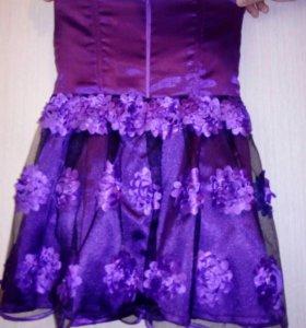 Платье(детское 11-12лет)
