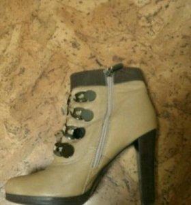 Новые Ботинки женские, ботильоны