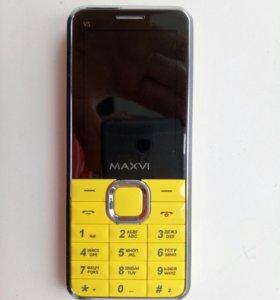 Мобильный телефон MAXVI V5
