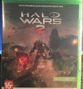 Halo Wars 2 Xbox One запечатанный