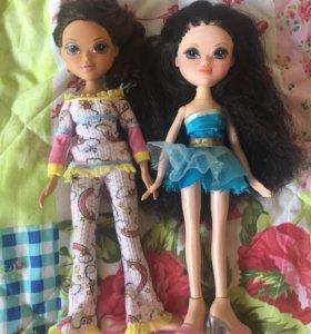 Куклы .