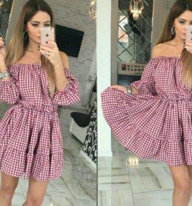 Платье 376