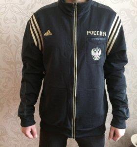 Олимпийка/толстовка/куртка Adidas original