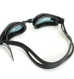 Очки с диоптриями (-2) для плавания