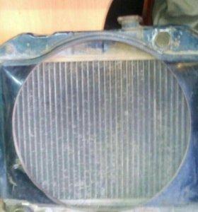Радиатора УАЗ