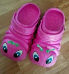 Пляжная обувь 28размер