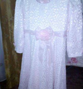 Платье (кружевное)