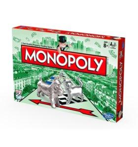 """Увлекательная игра для компании """"Монополия"""""""