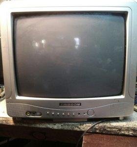Цветной телевизор Ериссон 1408