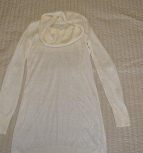 Трикотажное платье Zolla