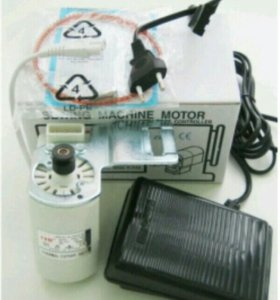 Электропривод для швейной машины