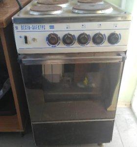 Электро плита на 380v