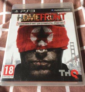 Диск для PlayStation 3 Homefront