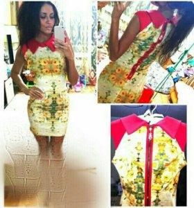 Платье 391