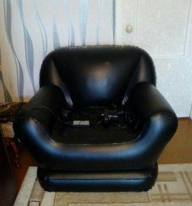 Надувное масажное кресло