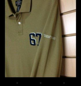 Тениска с длинными рукавами Ralph Lauren