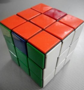 Кубик Рубика; кубик-рубик; кубик