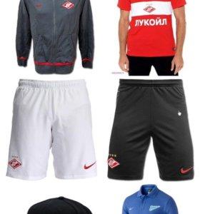 Новые. Футболки и шорты.Кофты и Кепки.Adidas/Nike