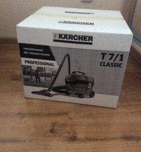 Пылесос Karcher T 7/1 classic