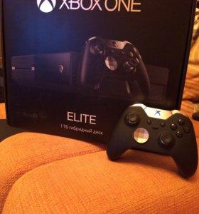 Xbox One Elite 1ТБ