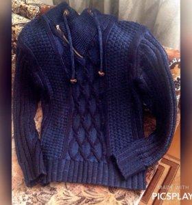 продам мужской тёплый свитер