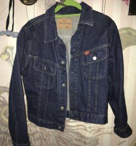 Джинсовая куртка bigstar denim