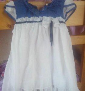 Платья для девочки рост110