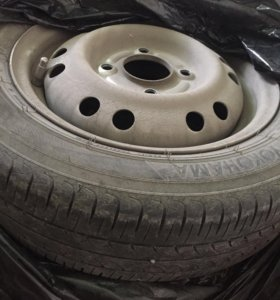 Колёса на Daewoo Matiz