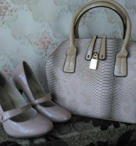 Туфли и сумка