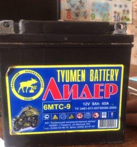 Аккумулятор 12 вольт