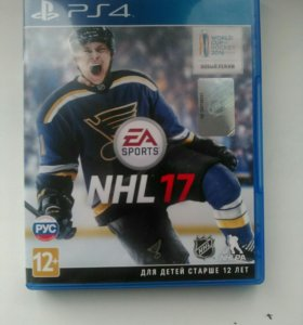 NHL 17 для PS4