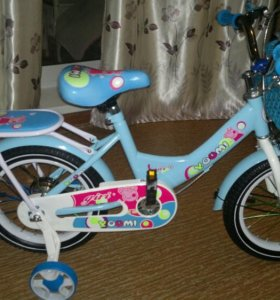 Велосипед Свинка Пеппа от 3 лет