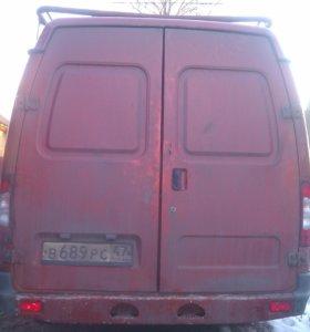 Газель цельнометалический фургон