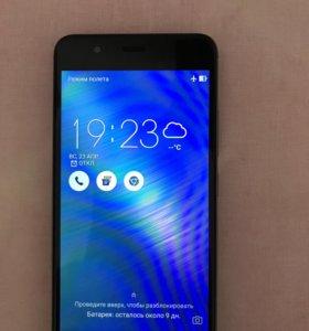 Смартфон ASUS ZenFone 3 Max ZC520TL 16GB (серый)