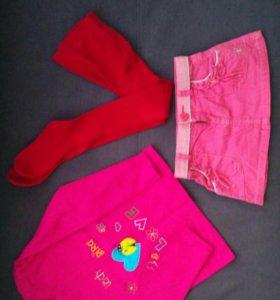 Одежда для девочки, 98-104 см