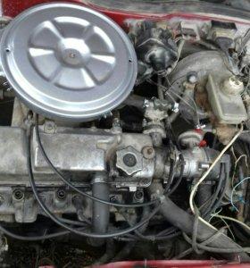 Мотор ваз 21083 карб.