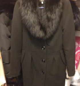 Пальто зимнее 46 размер