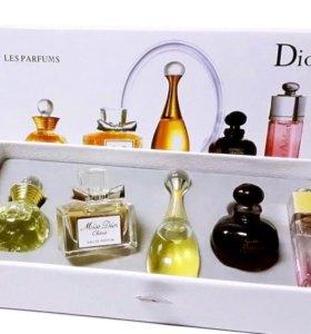 Парфюмерный набор Christian Dior